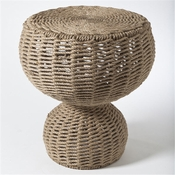 Studio-A by Global Views Rope Stool/Table