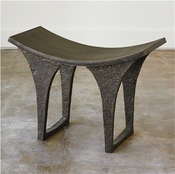 Studio-A by Global Views Shanghai Stool