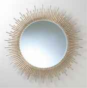Studio-A by Global Views Spike Mirror