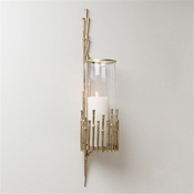 Studio-A by Global Views Spike Wall Sconce Candleholder