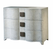 Studio-A by Global Views Toile Linen Chest