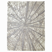 Studio-A by Global Views Vortex Rug-Ivory/Natural/Grey-9' x 12'