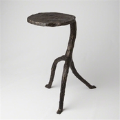 Studio-A by Global Views Walking Sticks Table-Natural Iron