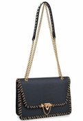 SOLD OUT Tatiana Crossbody Bag Black - Special Offer