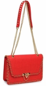 SOLD OUT Tatiana Crossbody Bag Red - Special Offer