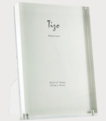 Tizo Acrylic Photo Frame Clear 5 X 7