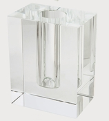 Tizo Crystal Glass Vase