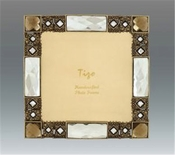Sold Out - Tizo Georgette 4 x 4 Jeweltone Picture Frame