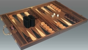 Tizo Italian Designed Wood Backgammon