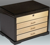 Sold Out - Tizo Italian Designed Wood With 3 Drawers
