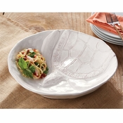 Mud Pie Turtle Pasta Bowl - CLOSEOUT