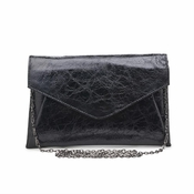 Urban Expressions Bellini Black Clutch  - CLOSEOUT