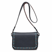 Urban Expressions Faith Crossbody Bag Black  - CLOSEOUT