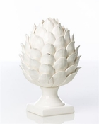 Sold Out - Vinci Ceramic Artichoke, White