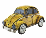 VW Bettle Yellow