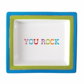 You Rock Tray In Gift Box