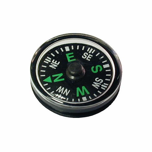 20mm Dry Button Compass (12PK)