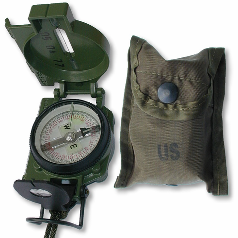 Cammenga 3H US Military Tritium Compass