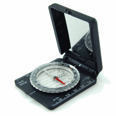 Compact Mirror Compass