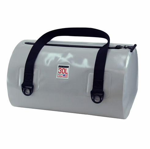 Mad Water 30L Waterproof USA Duffel -- Cool Grey