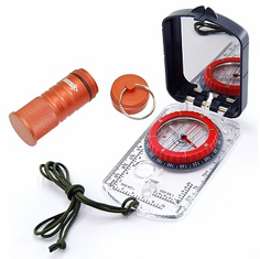 MC25 Sighting Mirror Compass - PROMO