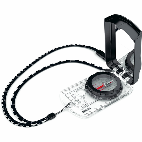 Silva Ranger 2.0 Mirror Compass - Black