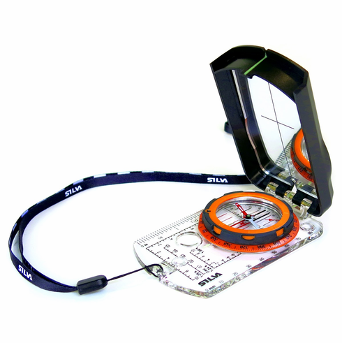 Silva Ranger 2.0 Mirror Compass - Orange