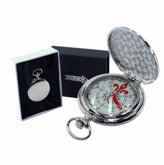 Treknor Pocket Compass � Silver