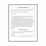 california stop notices and release forms