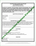 California Unconditional Upon Progress Lien Waiver Release (#2)