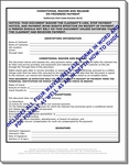 California Construction Lien Waiver Release Forms Collection