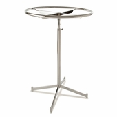 36in. dia Revolving Round Rack