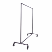 60in. Wide Pipeline Non-Adjustable Ballet Bar Rack