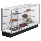 70in. Extra Vision Metal Framed Display Case