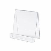 Acrylic Medium Display Easel W / 1in.D Lip