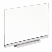 Acrylic Sign Holder 11in.W x 7in.H With Magnetic Base