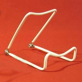 All Wire Adjustable Easel White (Dozen)