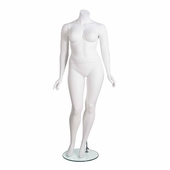 Amber Plus Size Mannequin Headless