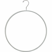 Bathing Suit Wire Hanger White