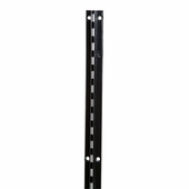 Black Universal Recessed Standard for 5/8in. drywall 6ft.