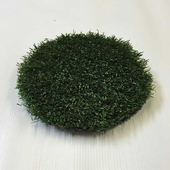 Circle Synthetic Turf Display 36in. diameter