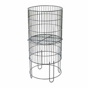 Collapsible Round Display Basket
