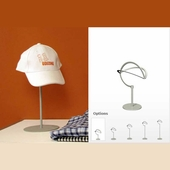 Counter Free Standing Hat Displayer