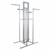 Cross Merchandising 4-Way Rack (Frame Only)