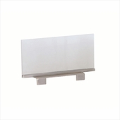 Horizontal Sign Holder For Slatwall Merchandiser
