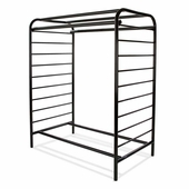 Ladder System Double Center Floor Rack