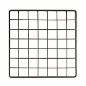 Mini Wire Grid Panel for Cubbies 10in. - Box of 48