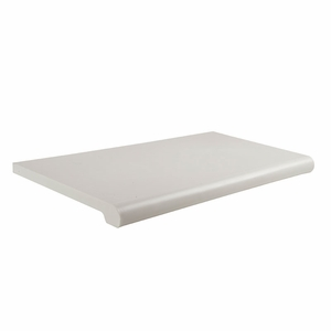 Open Bottom Duron Shelves 13in.D x 50in.W White (Box of 4)