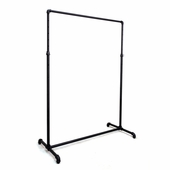 Pipeline Adjustable Ballet Rack Black