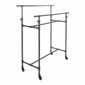 Pipeline Adjustable Double Bar Box Rack
